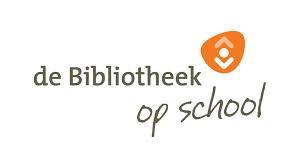 Logo de Bibliotheek op school
