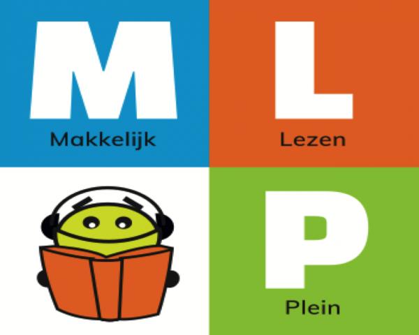 Logo Makkelijk Lezen Plein