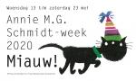 Logo Annie M.G. Schmidt-week